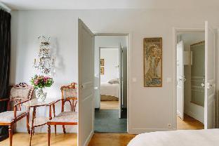Apartement de 6 chambres au coeur de Paris.