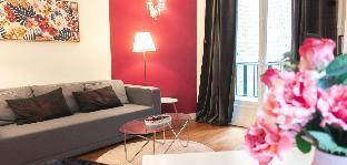 Charming Parisian Apartment Near The Eiffle Tower